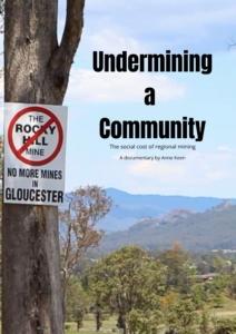 PosterUndermining a Community